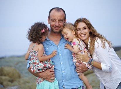 Семейна фото сесия в екстериор